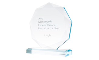 Microsoft Federal Channel Partner of the Year