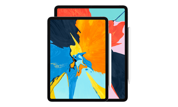 Apple iPad Pro two sizes