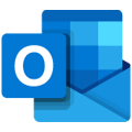 Microsoft Outlook logo icon