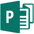 Microsoft Publisher logo icon