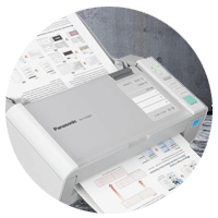 Panasonic document scanners
