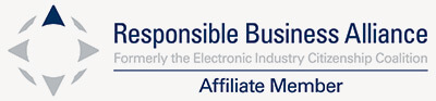 Responsible Business Alliance Affiliate Member