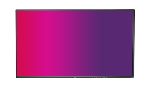 Large-format LCD monitors